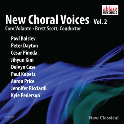 Cover art for 1.15—New Choral Voices Vol. 2 Review