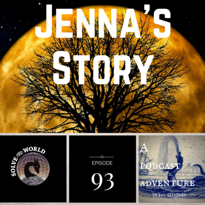 Cover art for Episode 93: Jenna's Story