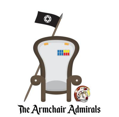 Cover art for Armchair Admirals 54: They Saved the Dream!