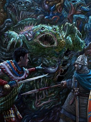 Cover art for Dungeons and Dragons: The Sea Demon's Gold Episode 1