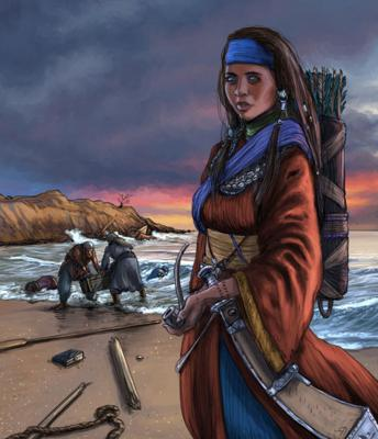 Cover art for Dungeons and Dragons: Sea Demon's Gold Episode 2