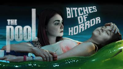 Cover art for Bitches of Horror - The Pool Review (2018)