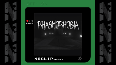 Cover art for NOCLIP Pocket E39 - Bent Over in the Van - Phasmophobia
