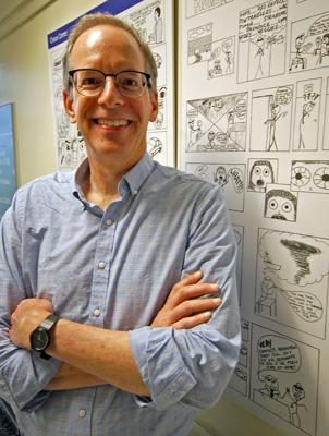 Cover art for Dr. Michael Green asks his med students to doodle more in class