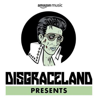 Cover art for Into the Time Machine: Episode 92: Disgraceland with Jake Brennan