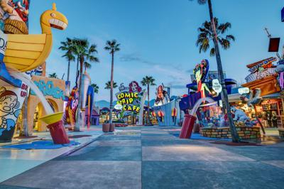 Cover art for Universal's Islands of Adventure Virtual Tour 3: Toon Lagoon!