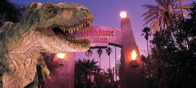 Cover art for Universal's Islands of Adventure Virtual Tour 4: Jurassic Park and Skull Island!