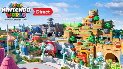 Cover art for REVIEW: the Super Nintendo World Direct!