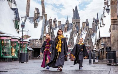 Cover art for Universal's Islands of Adventure Virtual Tour 5: The Wizarding World of Harry Potter!