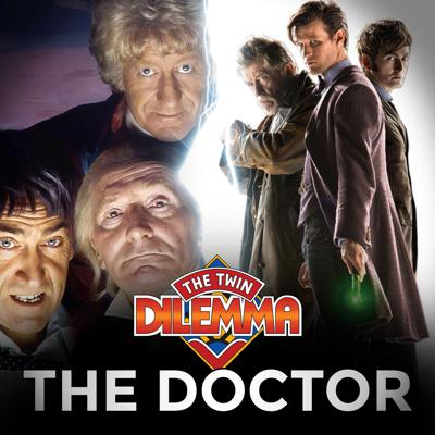 Cover art for 50. The Doctor