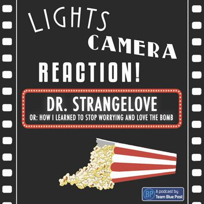 Cover art for Dr. Strangelove