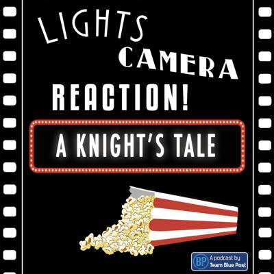 Cover art for A Knight's Tale
