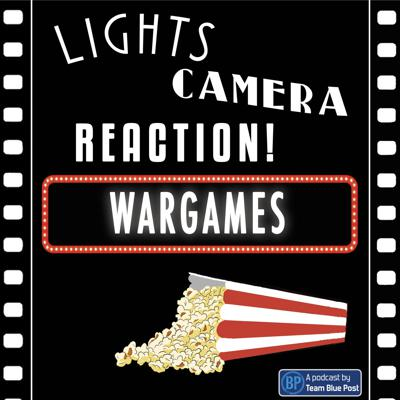 Cover art for WarGames