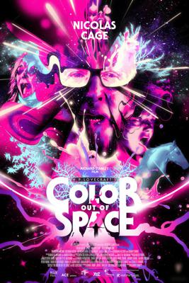 Cover art for Episode 72 - Beyond Color Out of Space