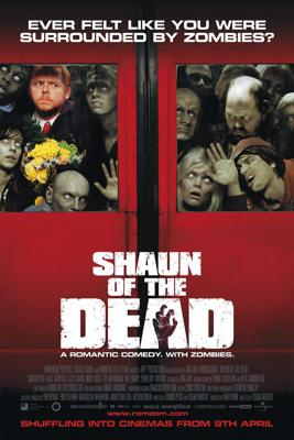 Cover art for Episode 73 - Beyond Shaun of the Dead