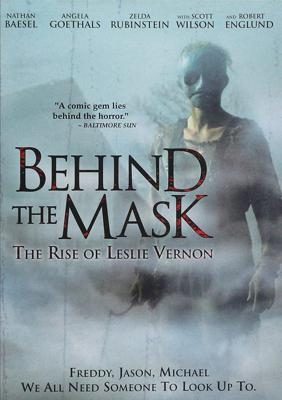 Cover art for Episode 75 - Beyond Behind the Mask: The Rise of Leslie Vernon