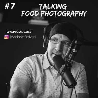 Cover art for Talking Food Photography