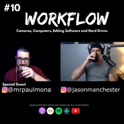 Cover art for Workflow