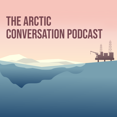 Cover art for Asian interests in the Arctic