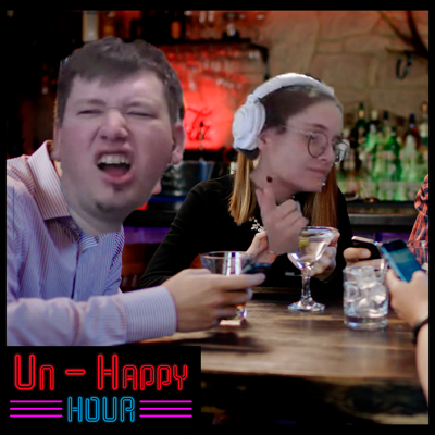 Cover art for Episode 3 - I'M JUST NOW GETTING TIPSY