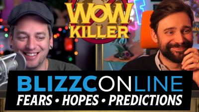 Cover art for WoW Killer #38: The Secrets of BlizzConline... Predictions, Fears, & Hopes