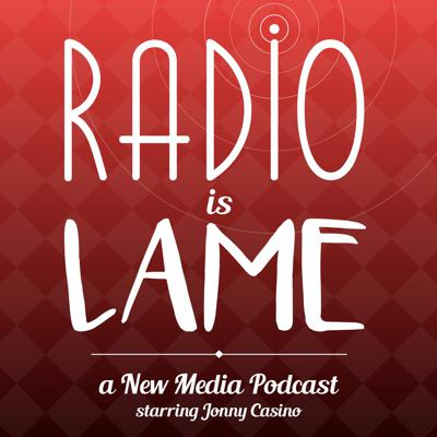 Cover art for Radio is Lame 45 - (Kill It And Move On w/ The Sean Capri)