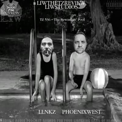 Cover art for 1000 - LIW The Twilight Zone Review - 208 - The Bewitchin' Pool (TZ 536) (Live)