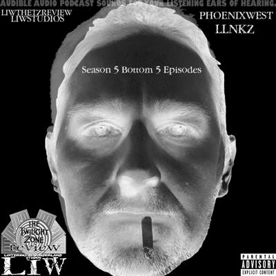 Cover art for 1006 - LIW The Twilight Zone Review - 210 - Season 5 Bottom 5 Episodes (Live)