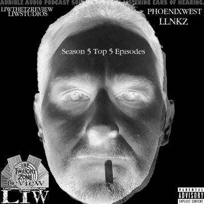 Cover art for 1005 - LIW The Twilight Zone Review - 209 - Season 5 Top 5 Episodes (Live)