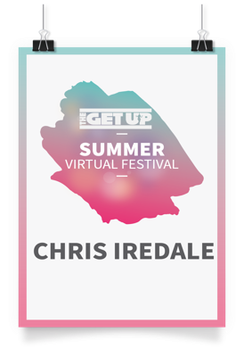 Cover art for TheGet Up Podcast 13 Summer Stream - Chris Iredale