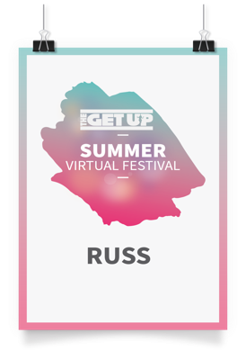 Cover art for TheGet Up Podcast 16 Summer Stream - Russ
