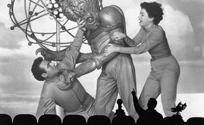 Cover art for League of Ordinary Gentlemen Podcast Episode #445 - The League Vs. Mystery Science Theater 3000: The Movie