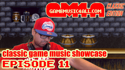 Cover art for Game Music 4 All CLASSIC EDITION 11
