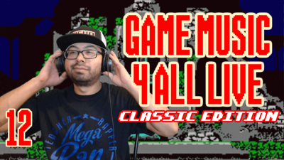 Cover art for Game Music 4 All CLASSIC EDITION 12