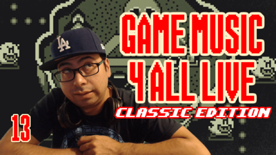 Cover art for Game Music 4 All CLASSIC EDITION 13