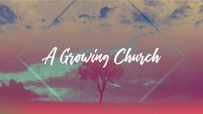 Cover art for Vision Weekend: A Growing Church