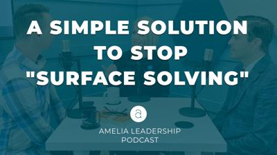 Cover art for A Simple Solution to Stop