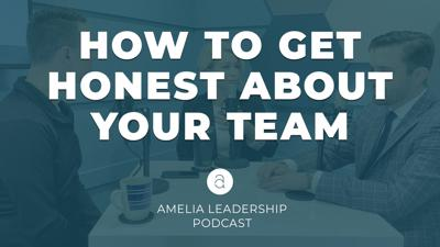 Cover art for How To Get Honest About Your Team