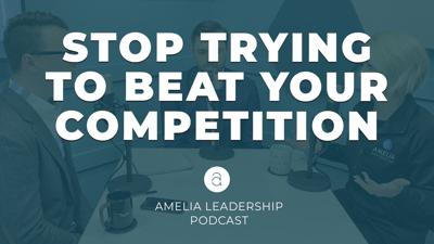 Cover art for Stop Trying to Beat Your Competition