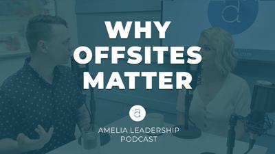 Cover art for Why Offsites Matter