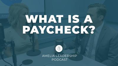 Cover art for What is a Paycheck?