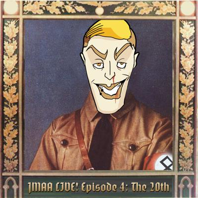 Cover art for JMAA LIVE! Episode 4 - The 20th