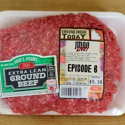 Cover art for JMAA LIVE! Episode 6 - Fresh Beef