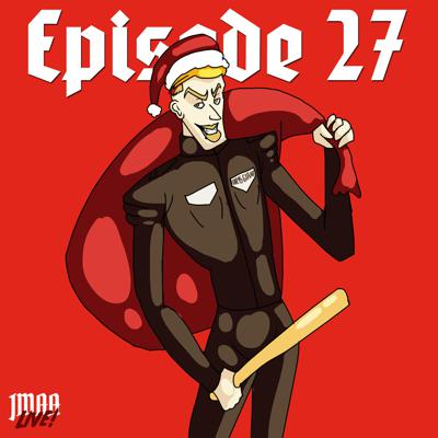 Cover art for JMAA LIVE! Episode 27 - Krampus is Coming to Town