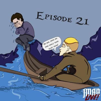 Cover art for JMAA LIVE! Episode 21 - Cry me a river