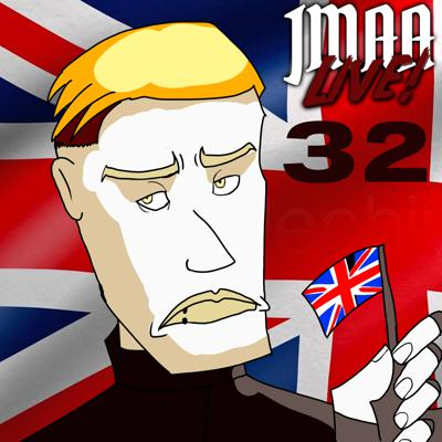 Cover art for JMAA LIVE! Episode 32 - The Brexit Special (a.k.a TECHNICAL DIFFICULTIES)