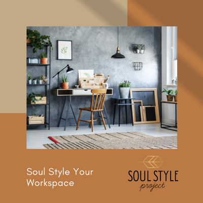 Cover art for Episode 7 - Soul Style Your Workspace