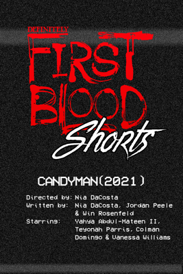 Cover art for DFB Shorts - CANDYMAN (2021)!!!