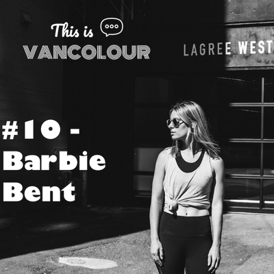 Cover art for #10 - Barbie Bent (LAGREE WEST)