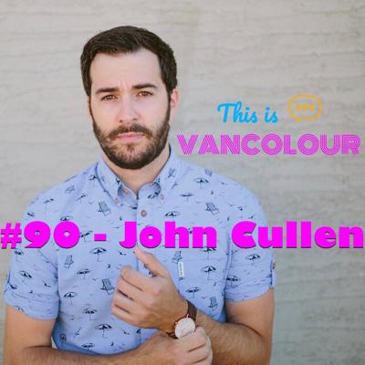 Cover art for #90 - John Cullen (Blocked Party / The P.O.D. Kast)